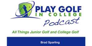 Play Golf in College podcasts
